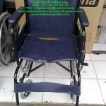 corona wheelchair ekonomis murah