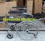 kursi roda 3 in 1 selonjor dan bab GEA